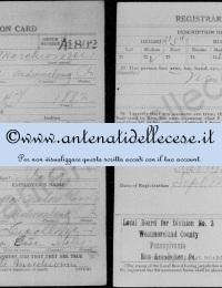 Marchionni Alberto (1892-1957) - Registration Card USA 1917 -f-.jpg