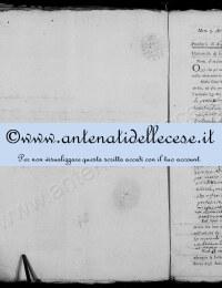 *14862996* Atto di Matrimonio tra Torge Vincenzo e Micocci Domenica