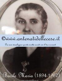 Basile Maria (1894-1967)