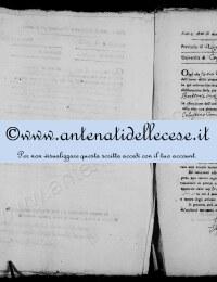 *14863966* 8-Atto di morte di Buttari Domenica Antonia bis (06/05/1811)